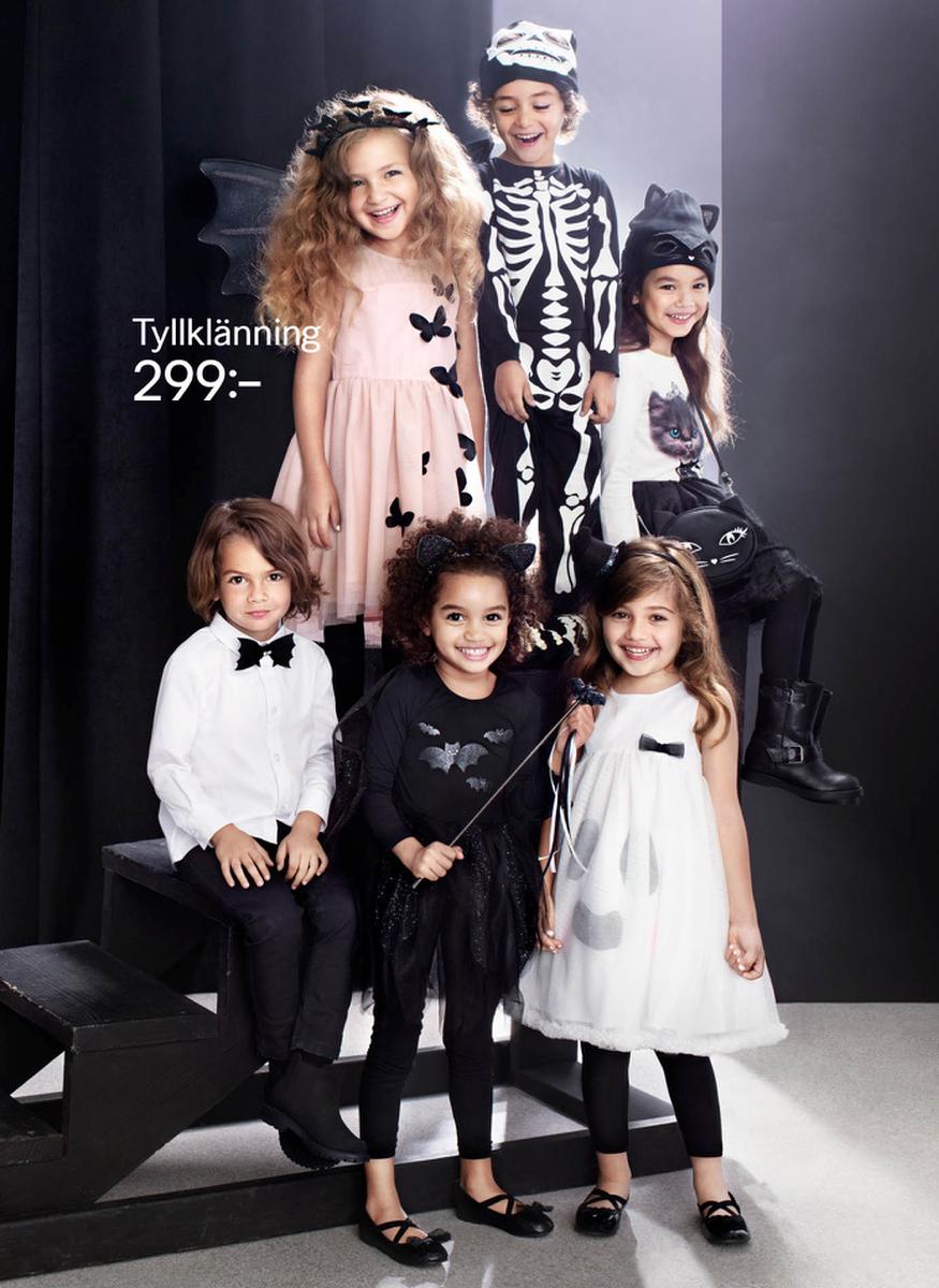 Hm Halloween.Lundlund Kids Sofia Ronthen
