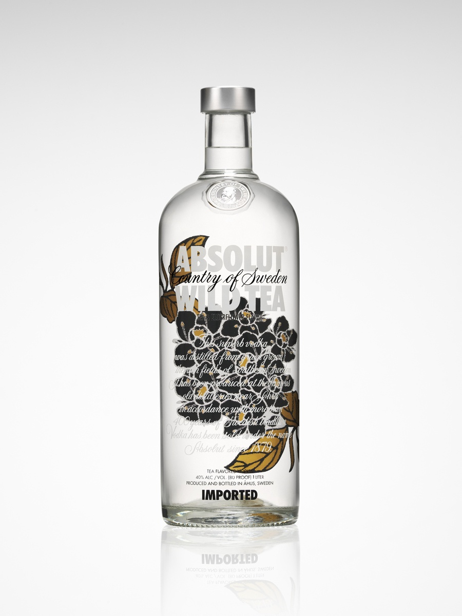 LUNDLUND : Absolut vodka