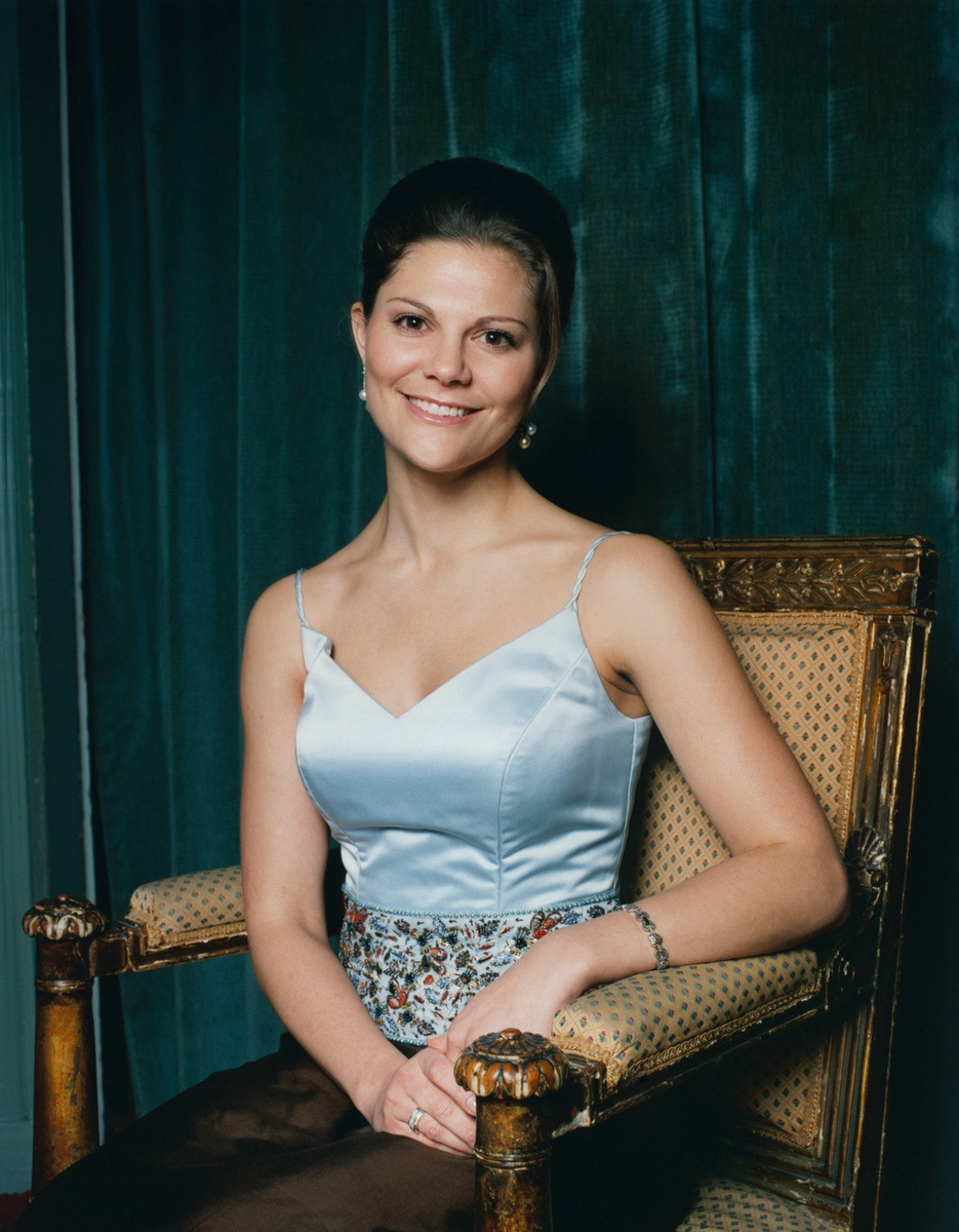 LUNDLUND : H.R.H. Crown Princess Victoria