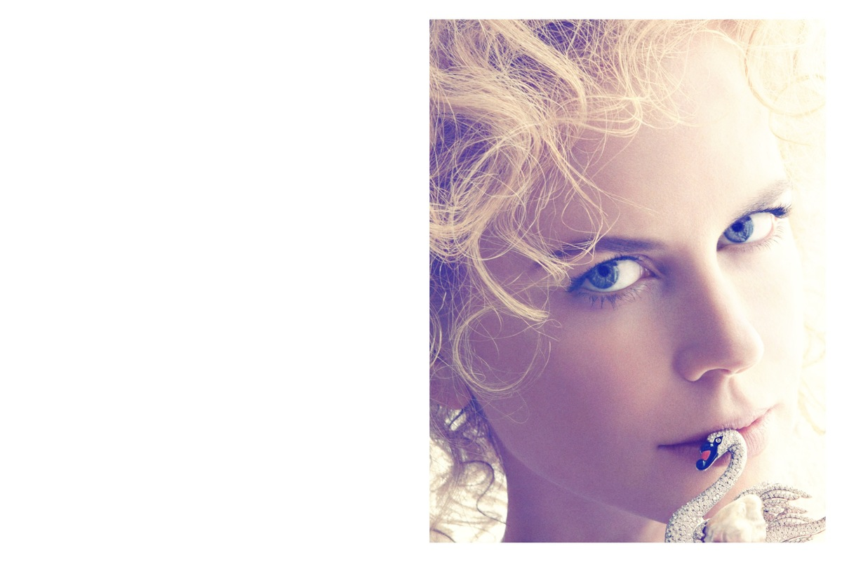 LUNDLUND : Vogue Germany - Nicole Kidman