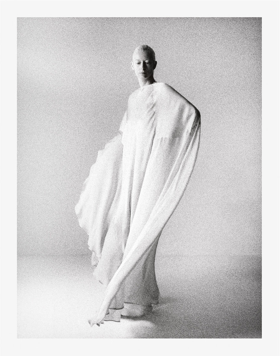 LUNDLUND : Purple Magazine - Tilda Swinton