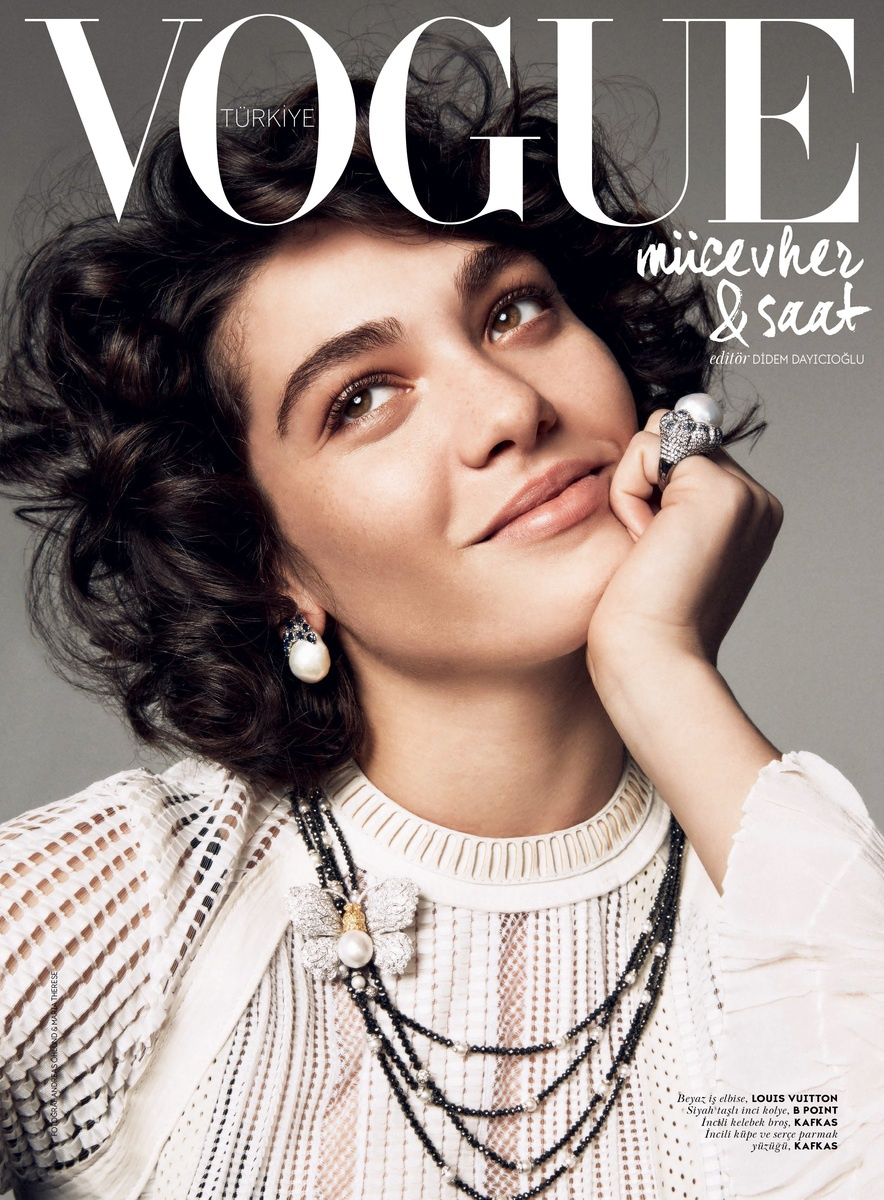 LUNDLUND : Vogue Turkey