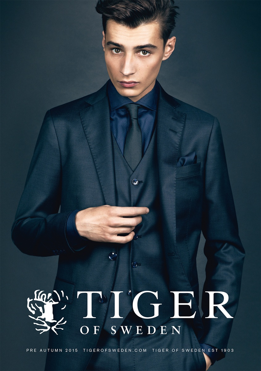 LUNDLUND : Tiger of Sweden High Summer 2015