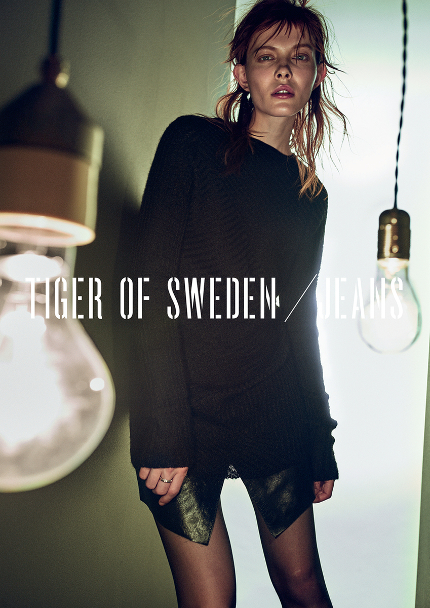LUNDLUND : Tiger of Sweden Jeans AW15