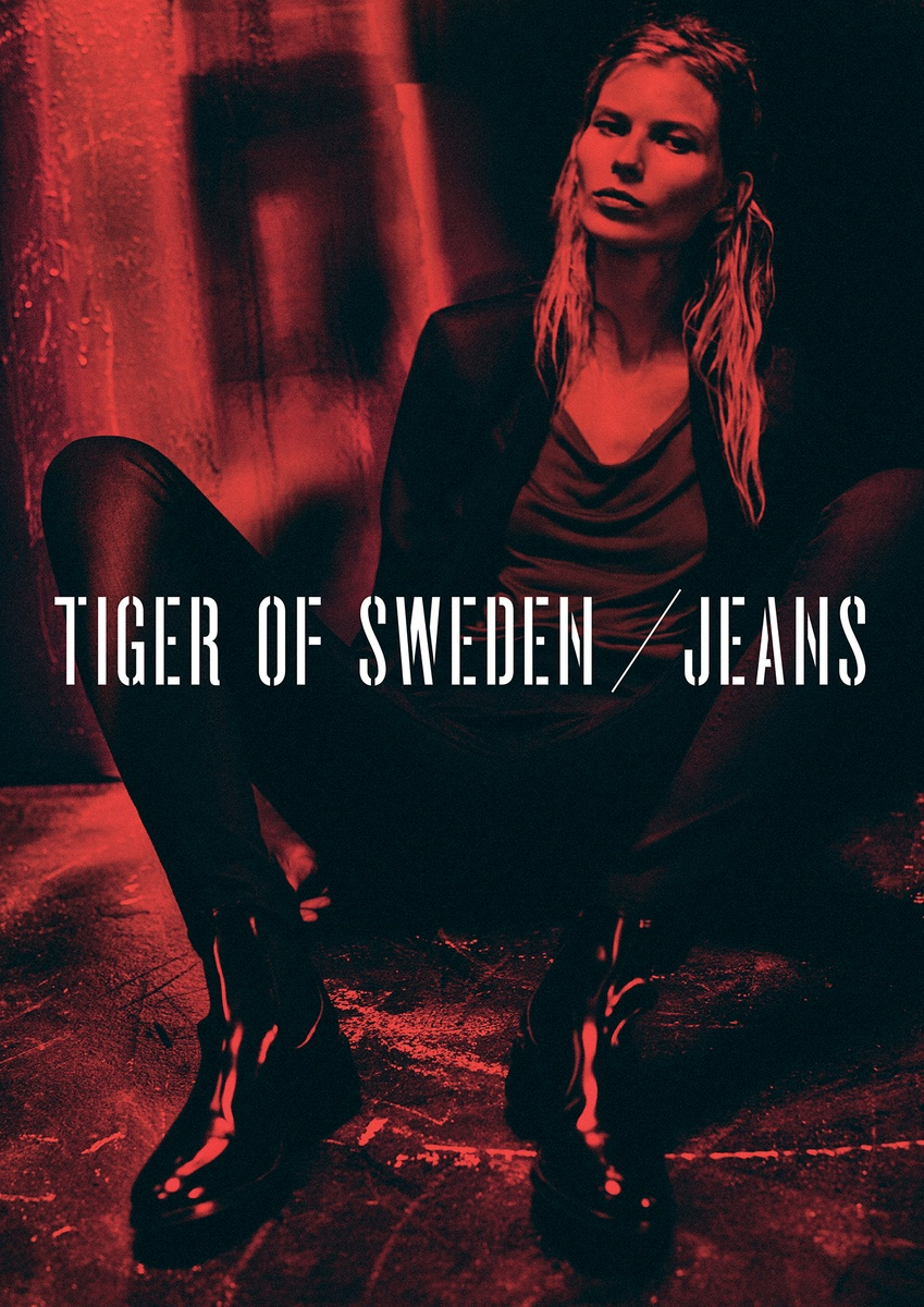 LUNDLUND : Tiger of Sweden Jeans SS16