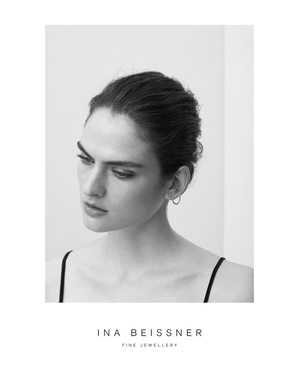 LUNDLUND : Ina Beissner Jewellery Campaign SS16
