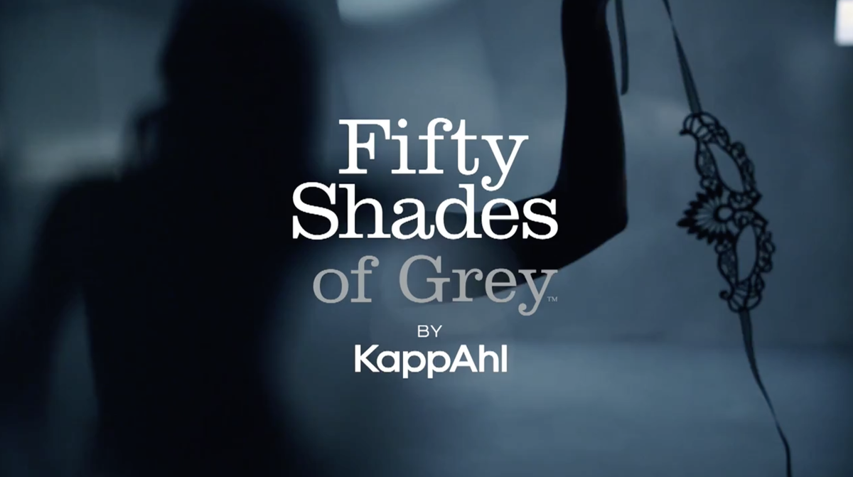 LUNDLUND : Kappahl Fifty Shades of Grey