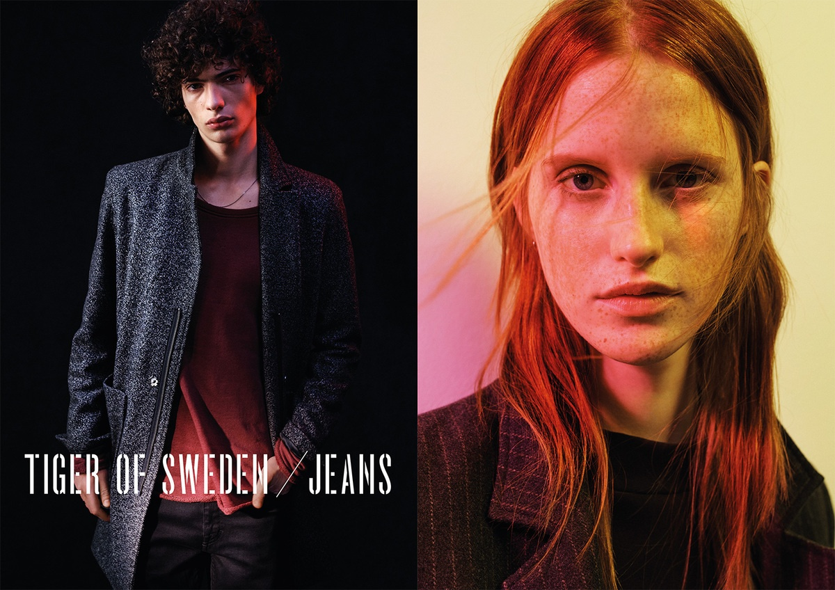 LUNDLUND : Tiger of Sweden Jeans AW16