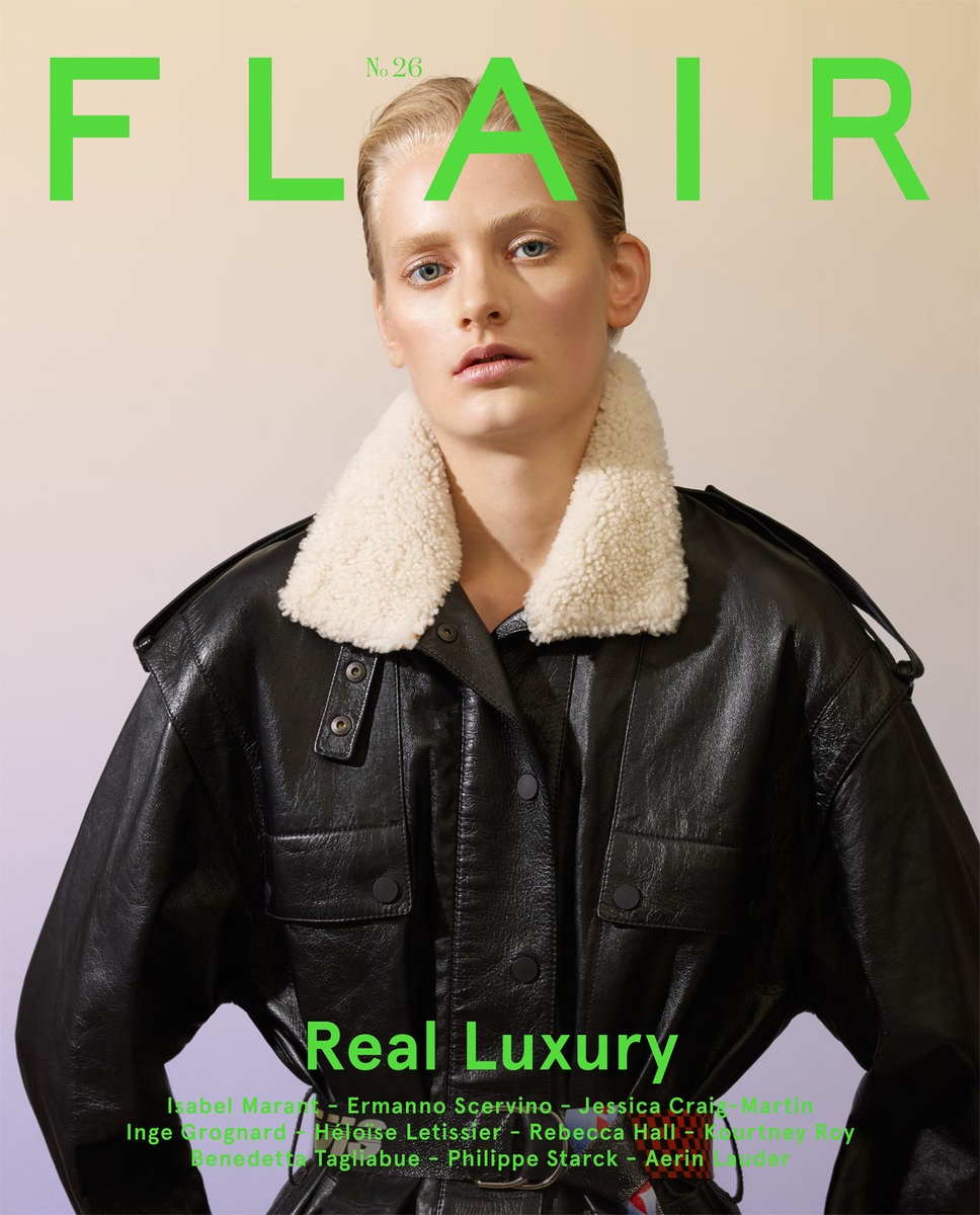 LUNDLUND : Flair Magazine no 26