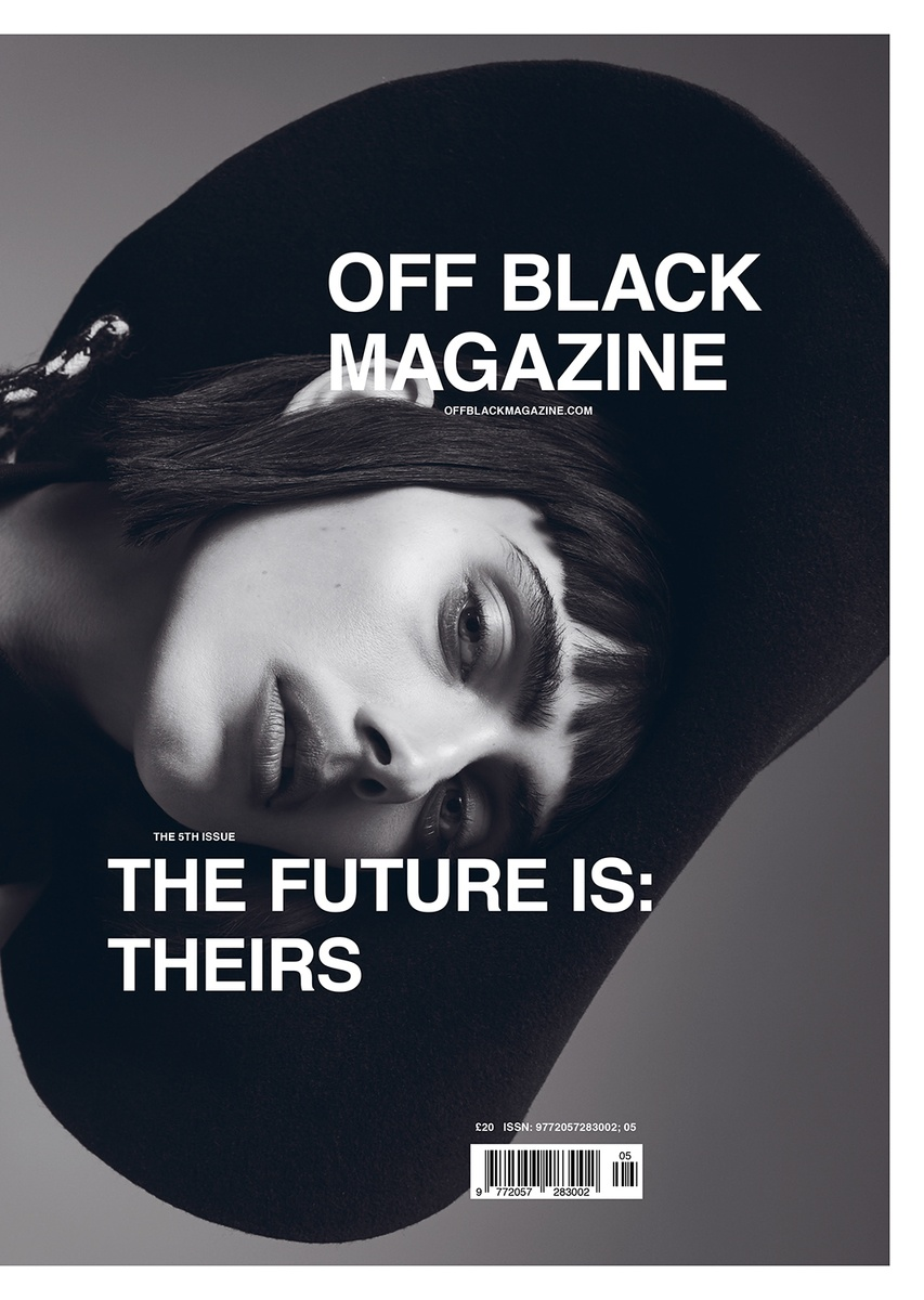 LUNDLUND : Off Black Magazine