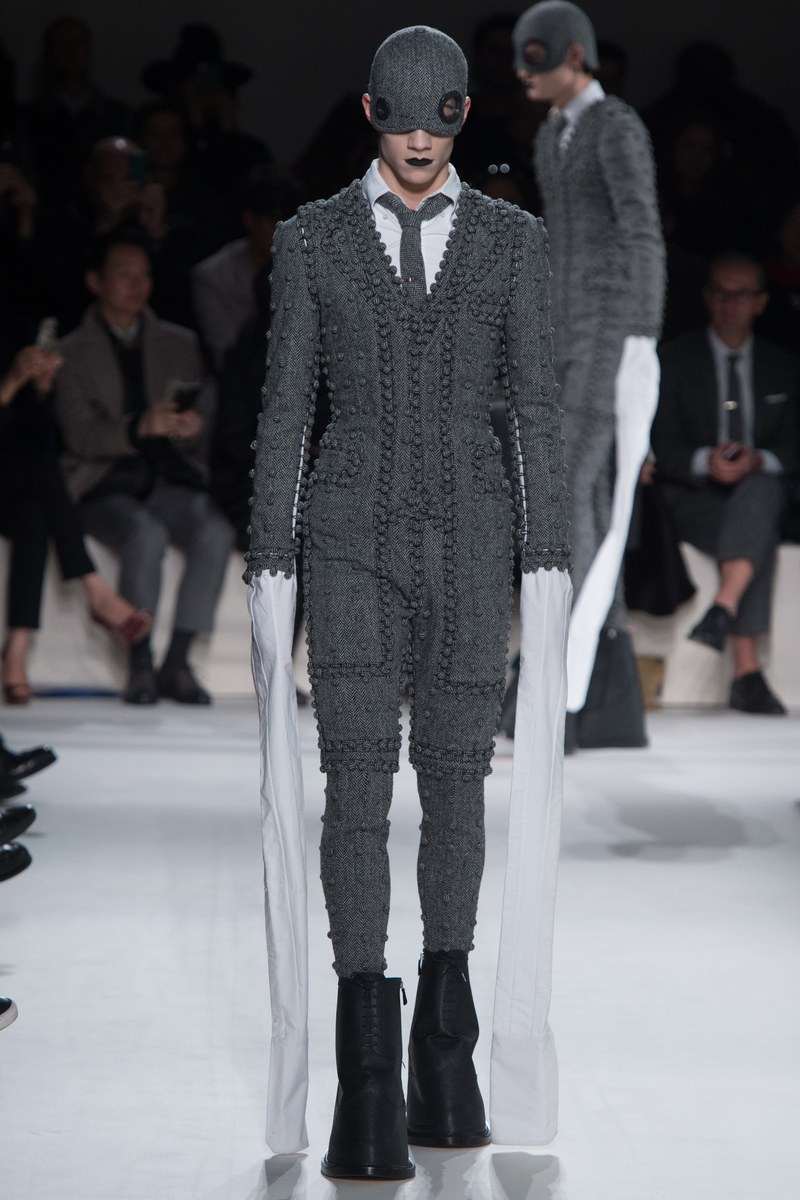 LUNDLUND : Thom Browne Men FW17