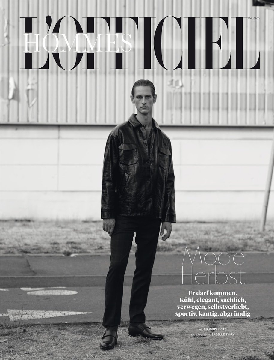 LUNDLUND : L'Officiel Germany