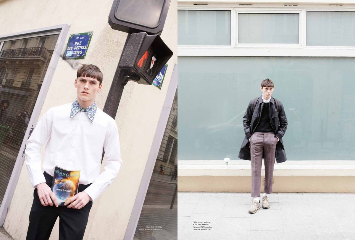 LUNDLUND : Sleek Magazine