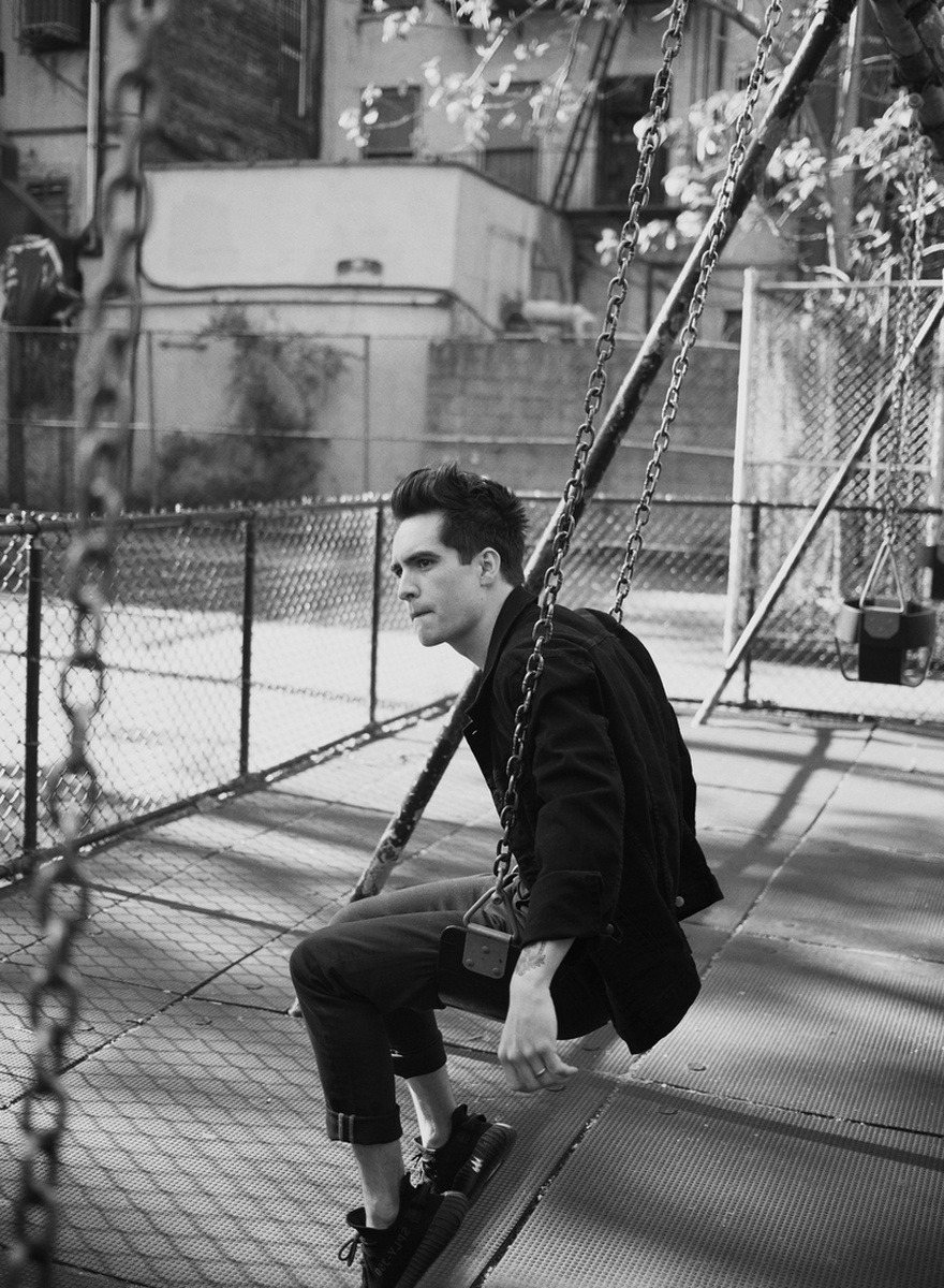 LUNDLUND : Interview Magazine - Brendon Urie