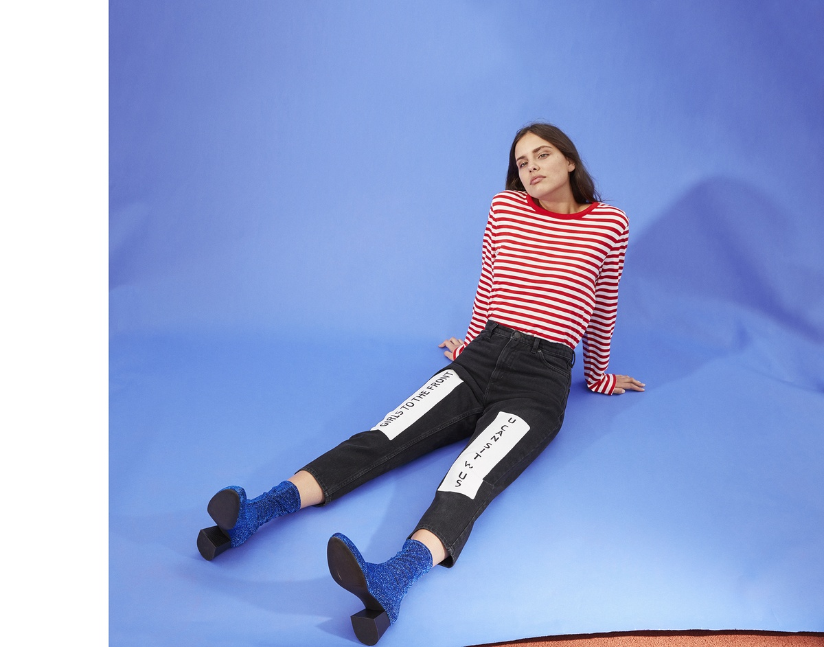 LUNDLUND : Monki Denim Campaign