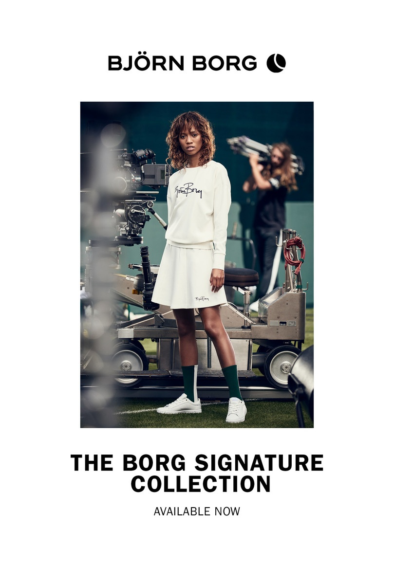 LUNDLUND : Björn Borg Signature Collection