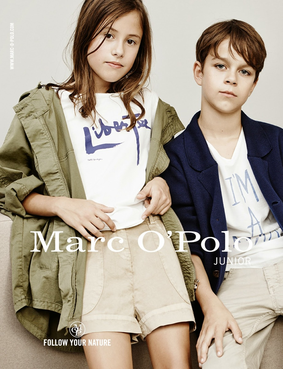 LUNDLUND : Marc O'Polo Kids