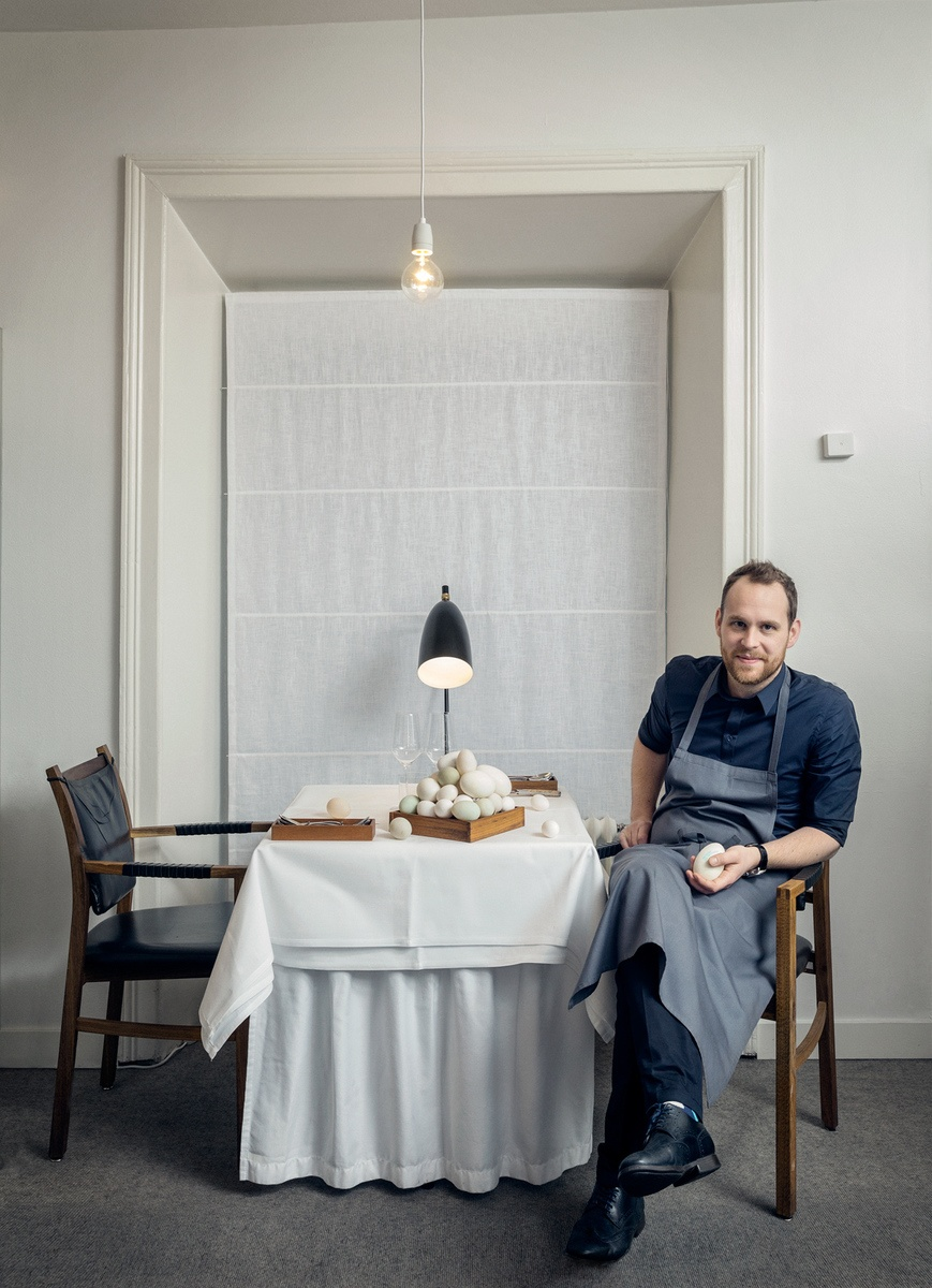 LUNDLUND : Björn Frantzen - Michelin star awarded chef