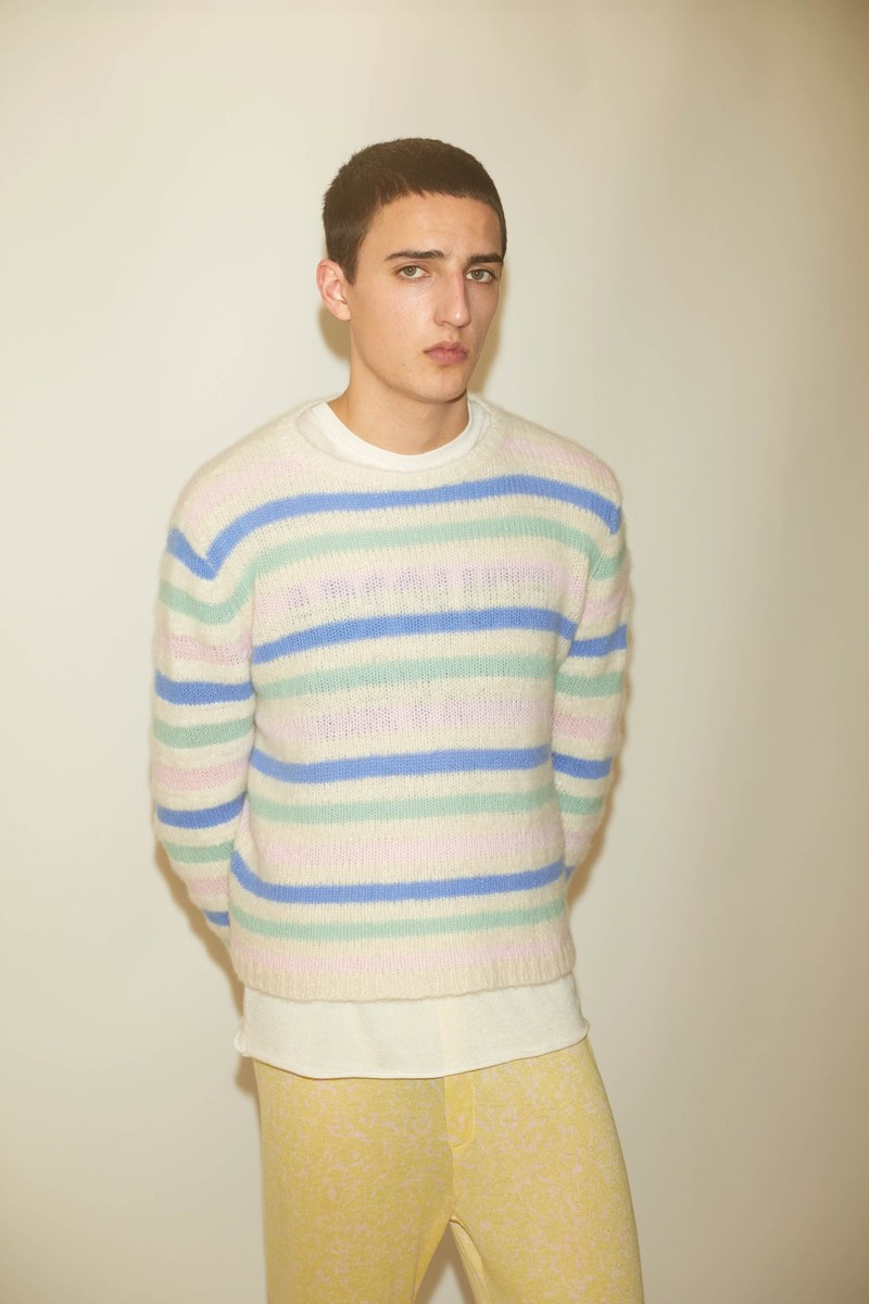 LUNDLUND : Elder Statesman's AW16 Lookbook