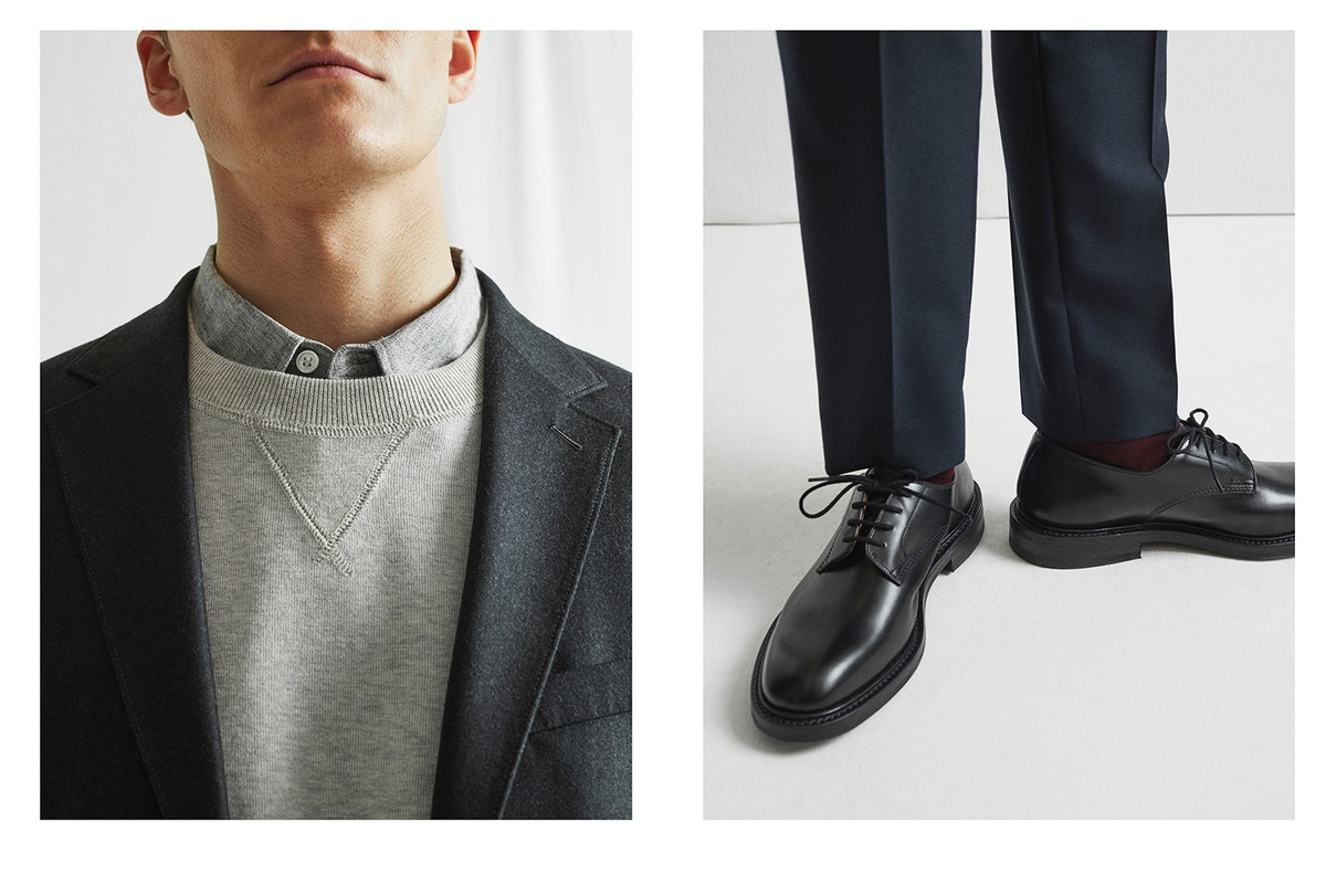 LUNDLUND : Arket Men Fall 2018