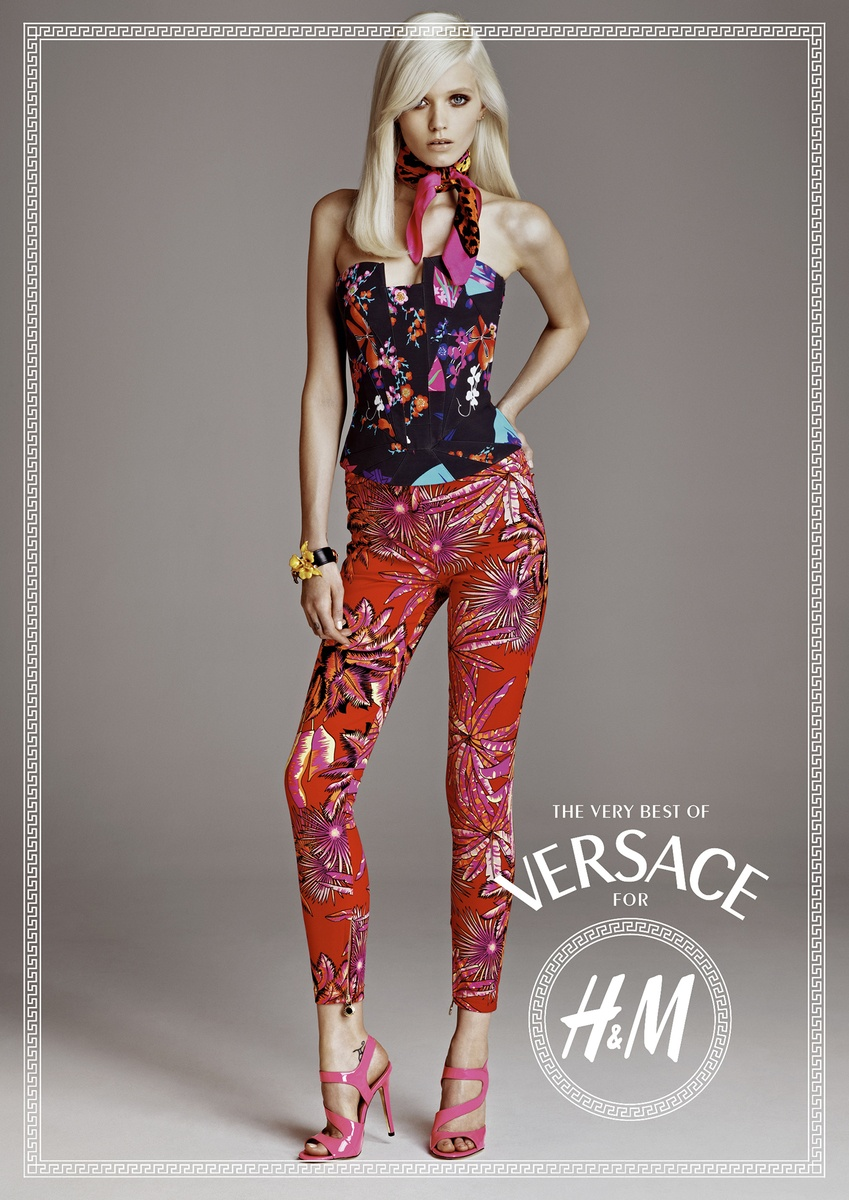 LUNDLUND : Versace for H&M