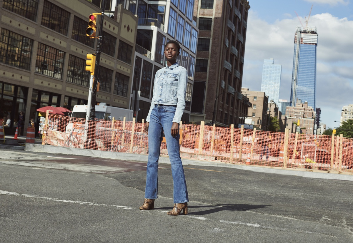 LUNDLUND : H&M Denim