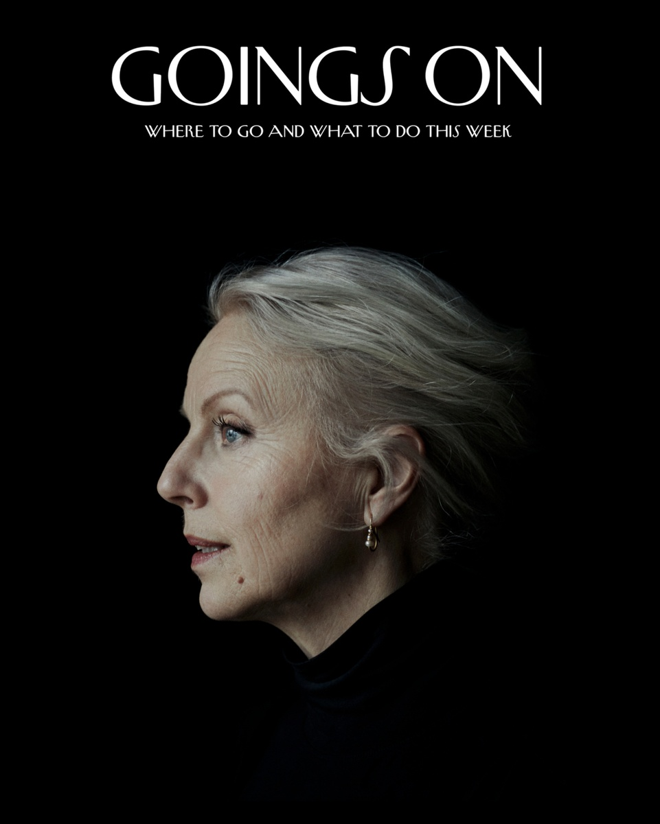 LUNDLUND : The New Yorker - Anne Sofie von Otter