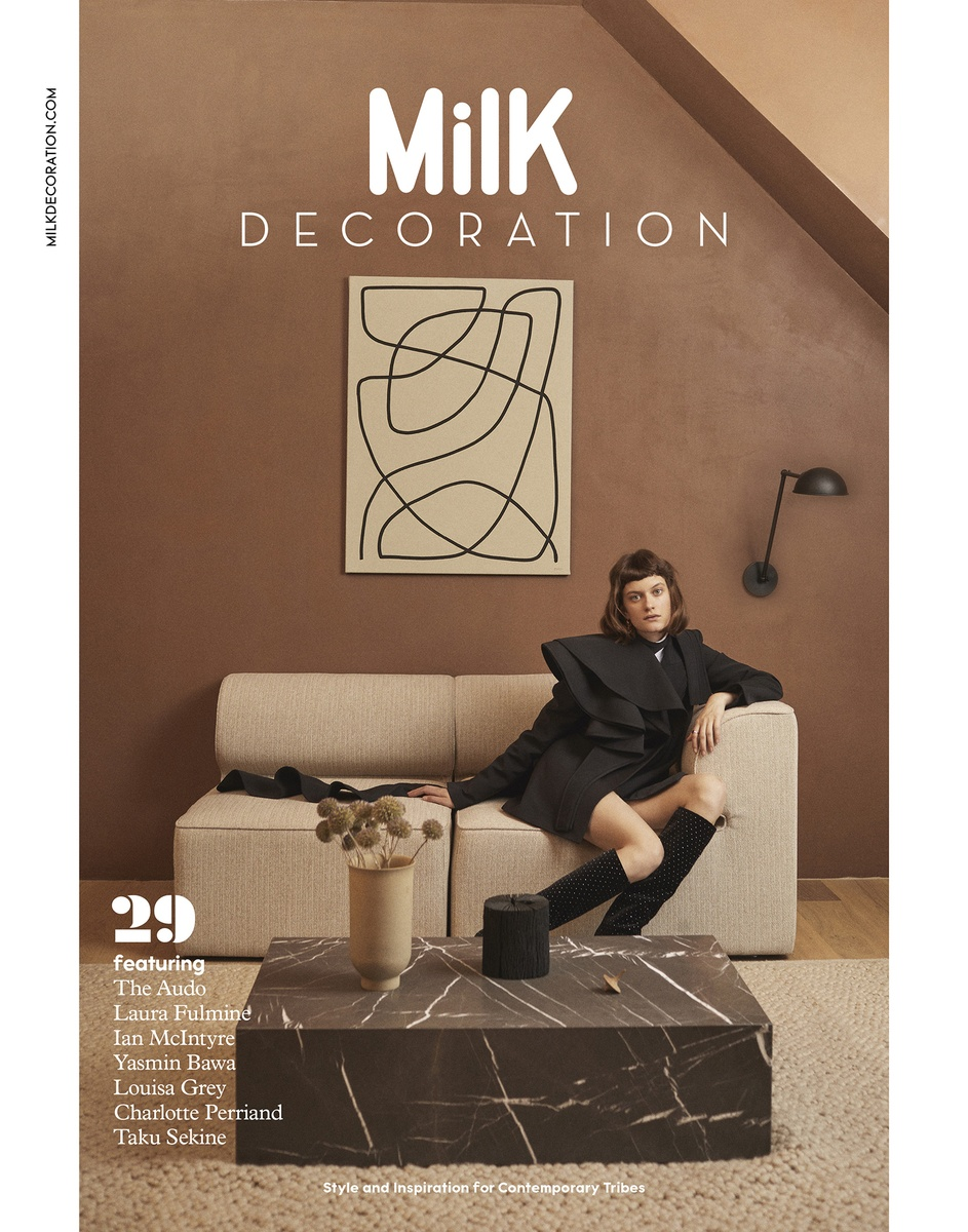 LUNDLUND : Milk Decoration