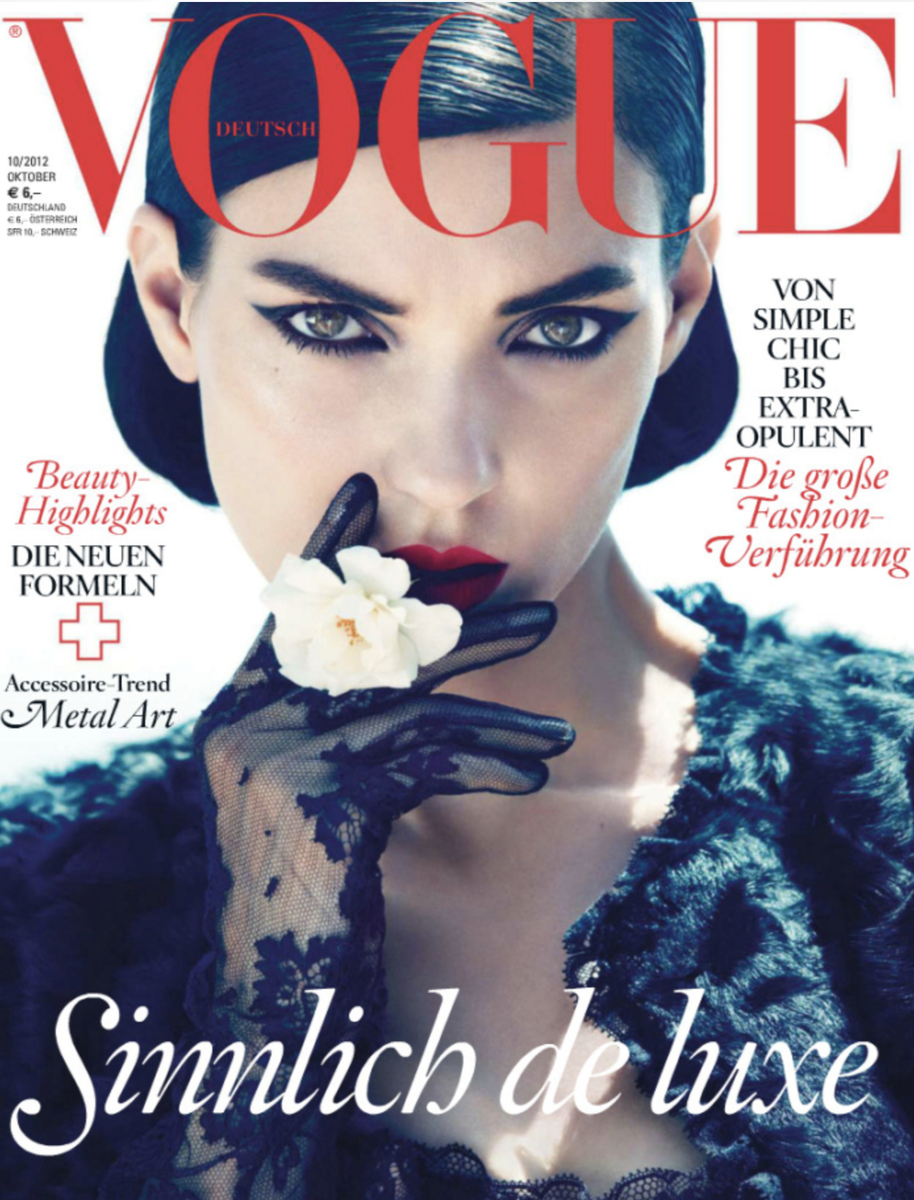 LUNDLUND : Vogue Germany