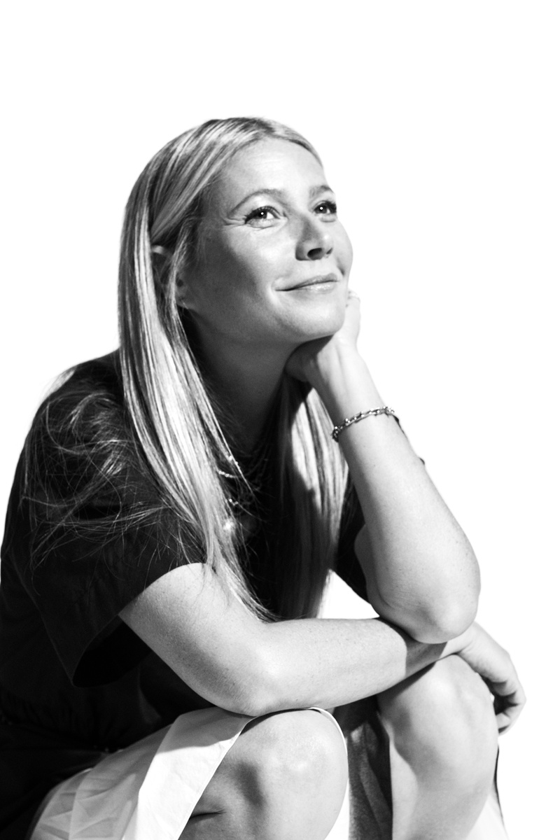 LUNDLUND : Brilliant minds - Gwyneth Paltrow