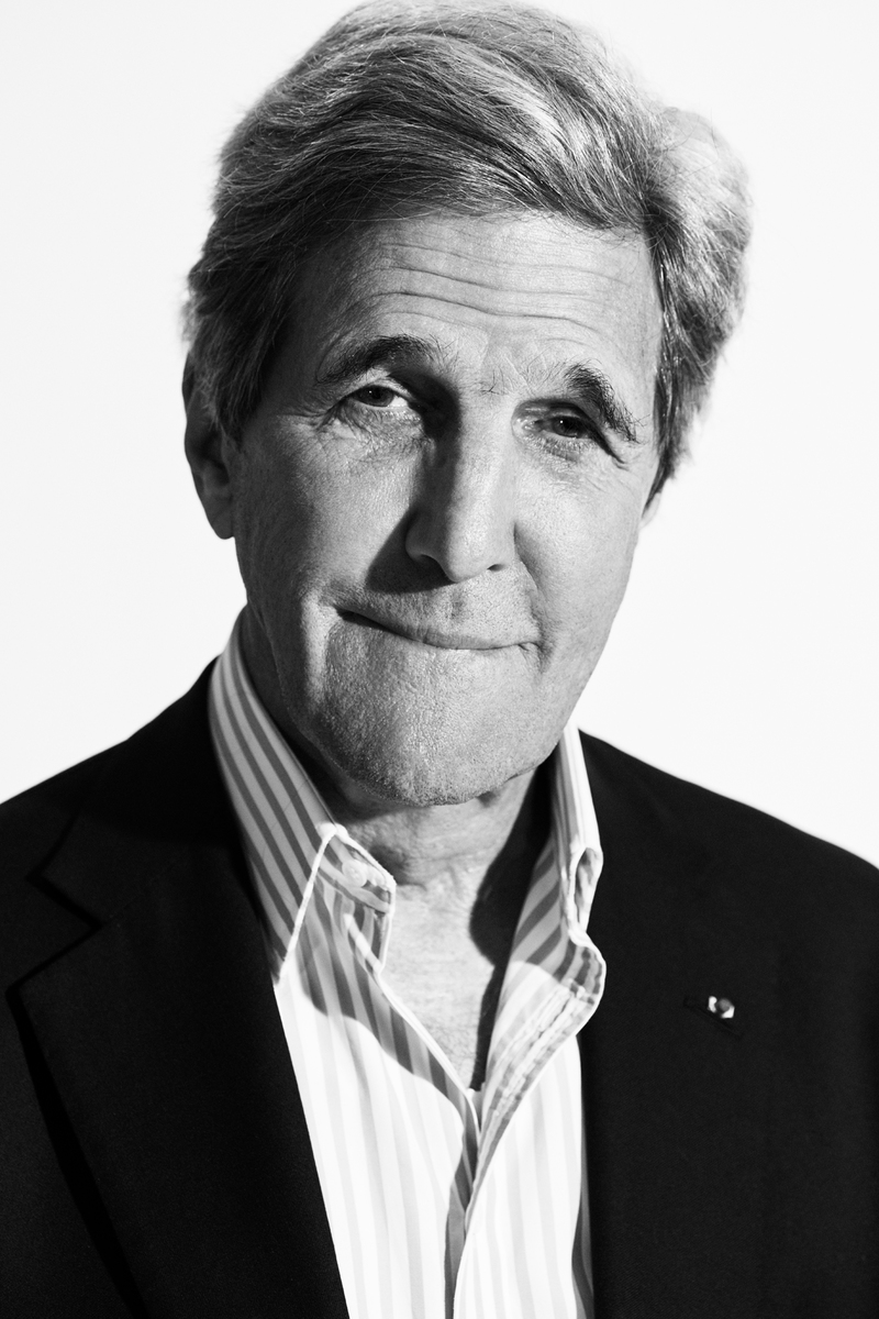 LUNDLUND : Brilliant minds - John Kerry