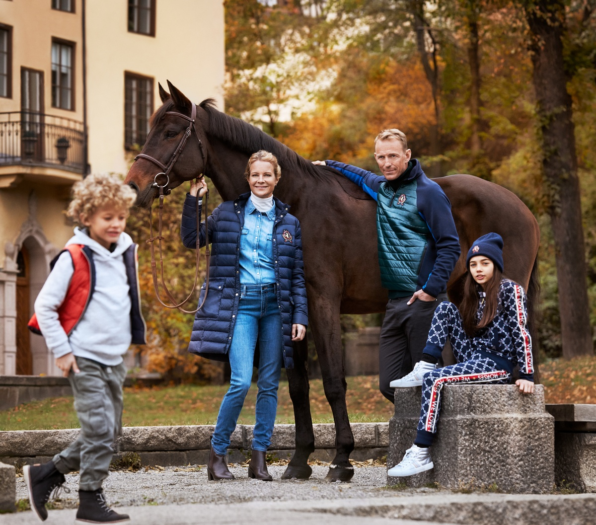 LUNDLUND : H&M We love horses