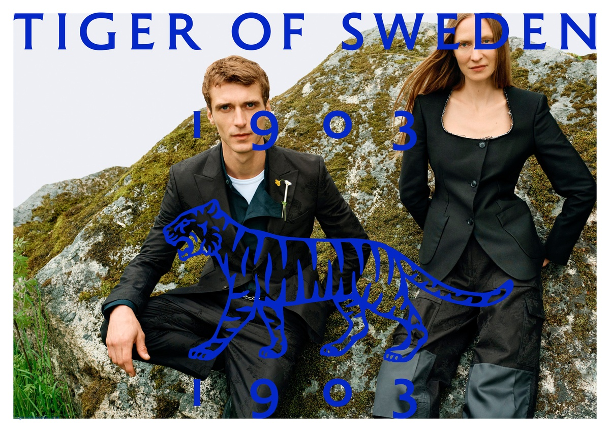 LUNDLUND : Tiger of Sweden SS 2020